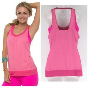 Lucy Motivate Me Tank Top Size S
